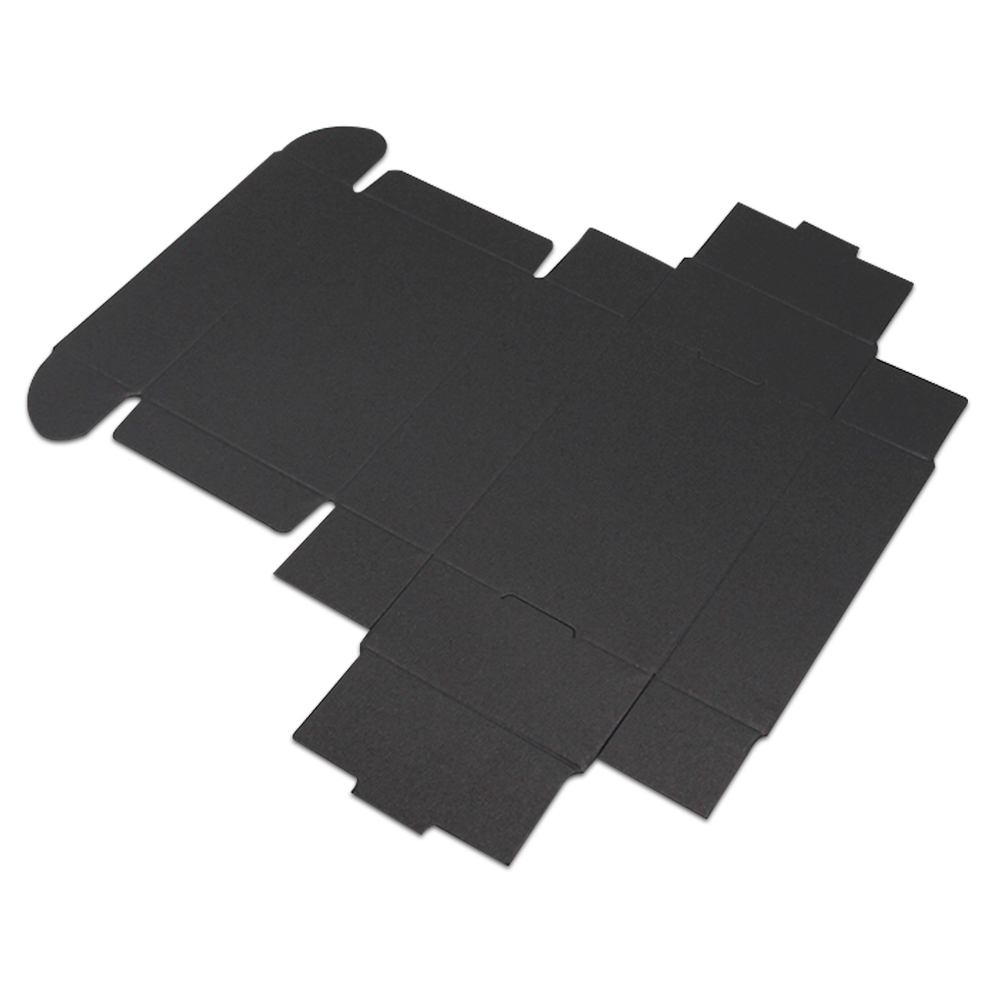 20pcs / Lot Black Cardboard Boxes Blank Kraft Paper Carton Box - Fest utstyr - Bilde 6