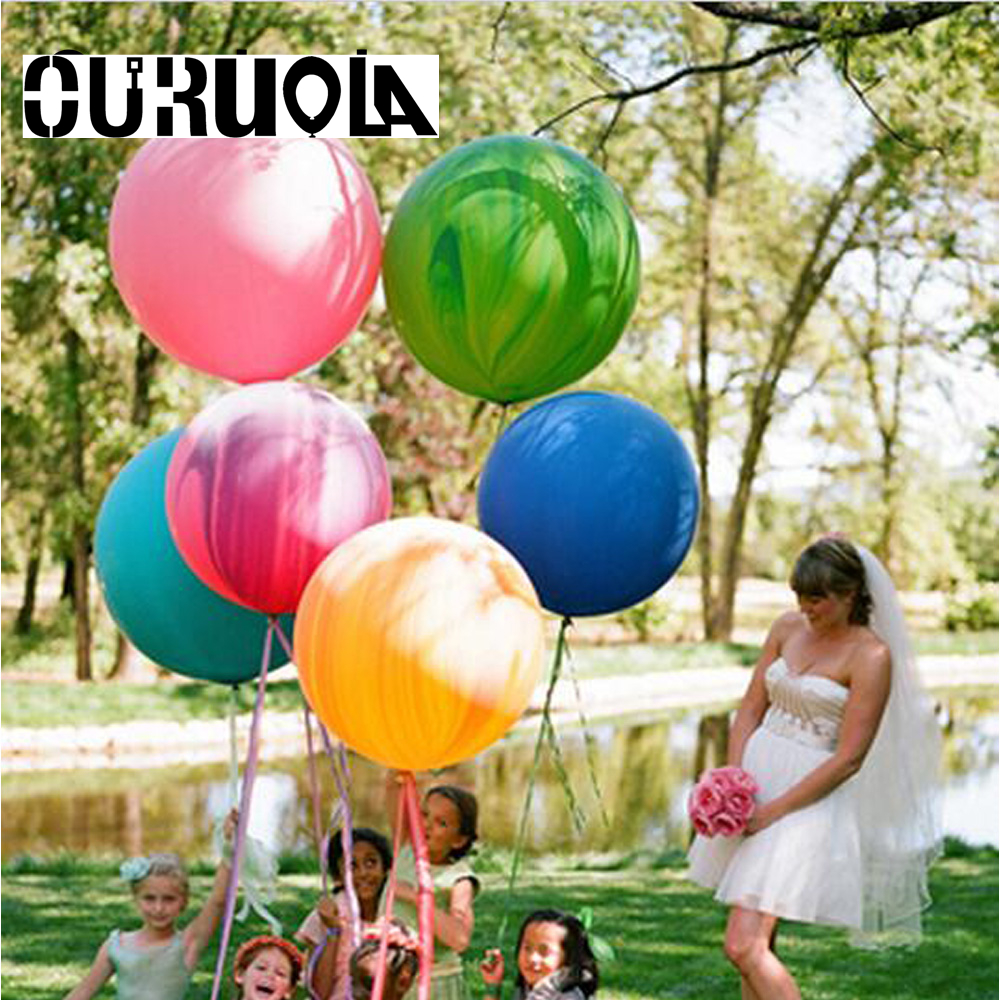 10pcs 18 Quot Huge Air Balloons Wedding Decoration Ballon