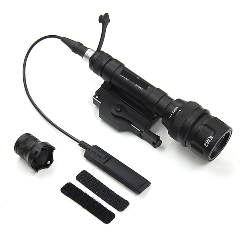 M620V Tático Olheiro LEVOU Luz Lanterna Arma