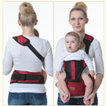 Promotion! Carrier Backpack Sling Newborn hip seat Wrap Kangaroo Baby Bag Hipseat Strap