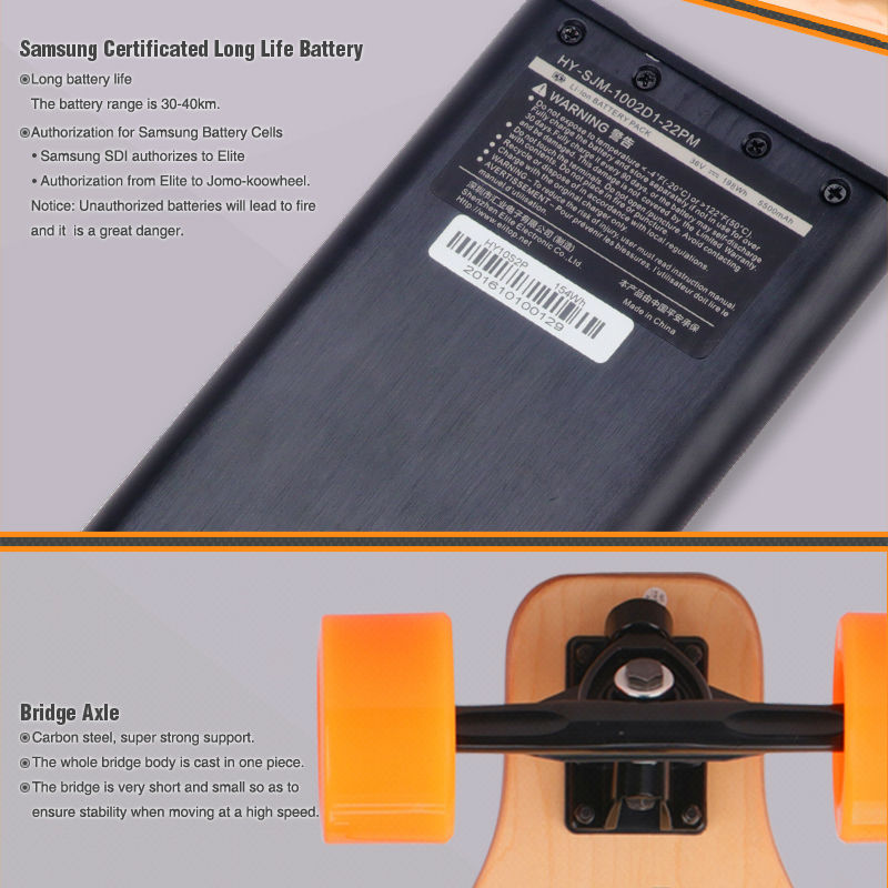 Hoverboard skateboard (6)