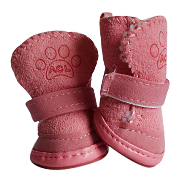 Cotton Walking Boots for Pet Dogs
