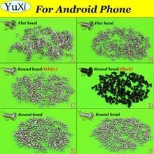 YuXi 6 מודלים כל 1 שק טלפון צלב בורג 1.4*2.0/1.4*2.5/1.4*3.0 /1.4*3.5mm עבור אנדרואיד עבור Huawei עבור Xiaomi וכו