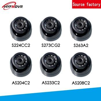 Local de vendas diretas AHD1080P 12 V tensão larga câmera do carro Universal de dois milhões de pixels HD guindaste/harvester/petroleiro PAL/NTSC