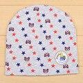 [Fadbebes] otoño invierno búho bebé sombreros de alta calidad de nueva historieta del algodón del bebé del knit caps newborn girl boy sombreros y demás tocados