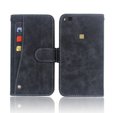 Hot! Keneksi Helios Case High quality flip leather phone bag cover case for Keneksi Helios with Front slide card slot цена