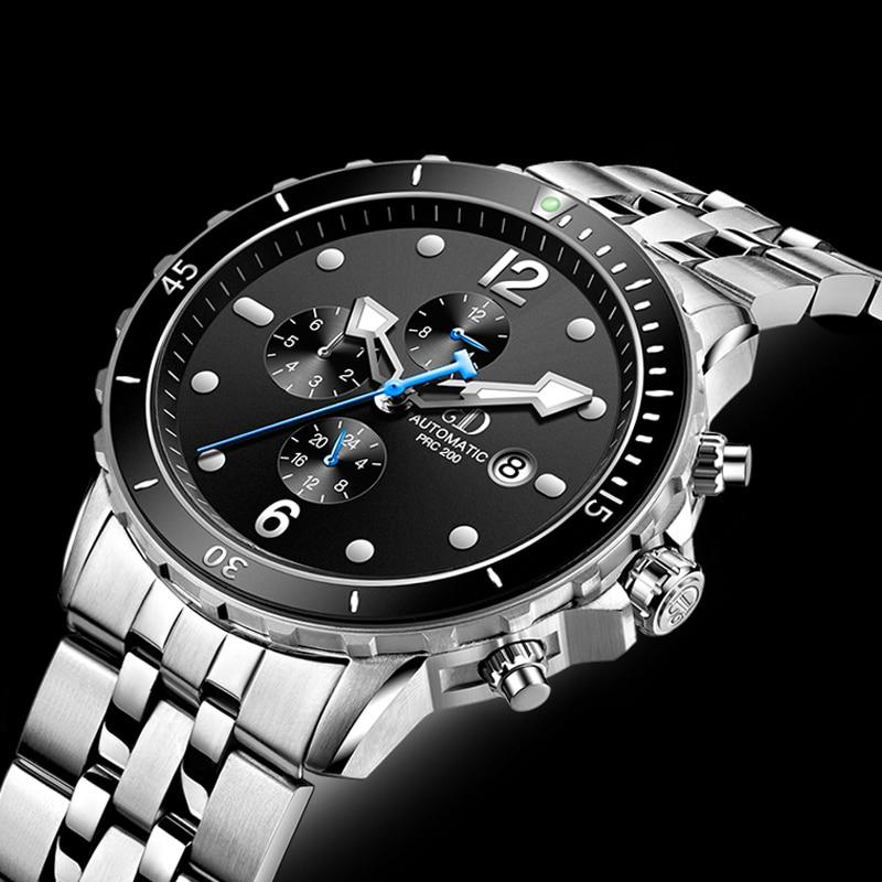Чоловіки автоматичні механічні - Чоловічі годинники