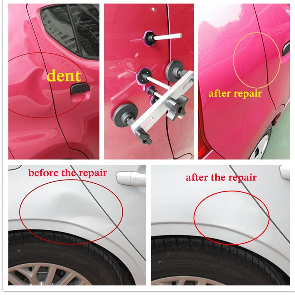 PDR įrankiai Automobilių dantų šalinimo priemonės Automobilių - Įrankių komplektai - Nuotrauka 5