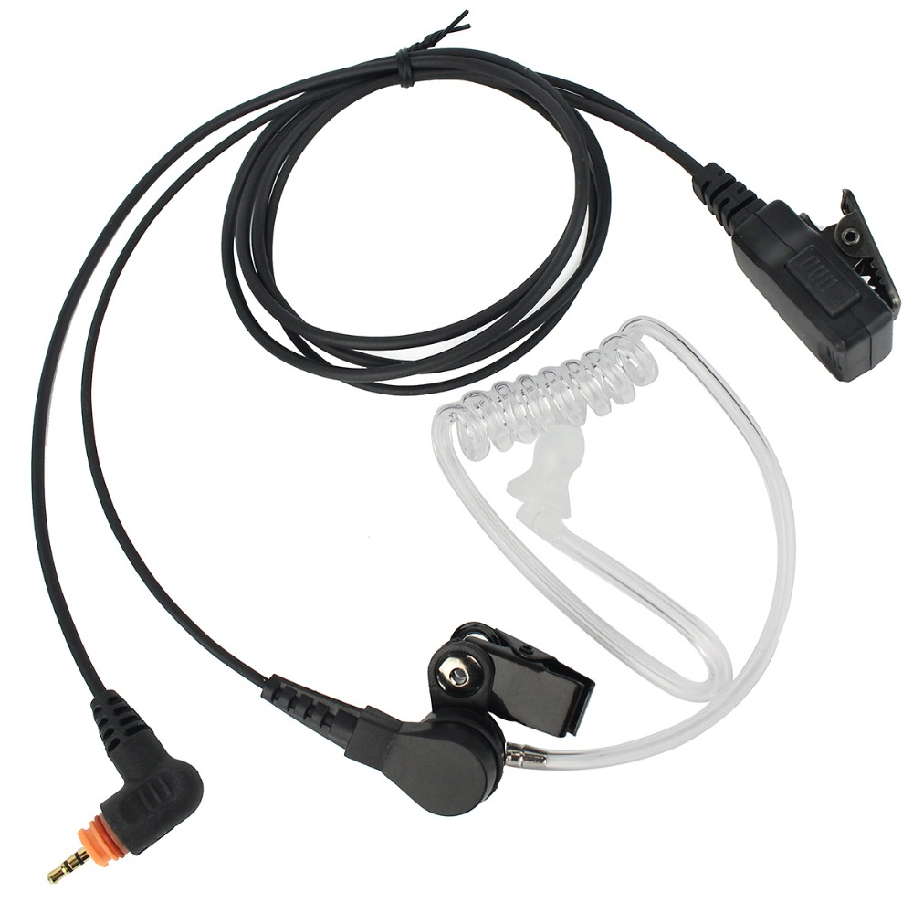 MIC Speaker PTT Earpiece Earphone Headset For Motorola Radio SL7550 SL4000 SL1K MotoTRBO Ham Radio Walkie Talkie C2235A