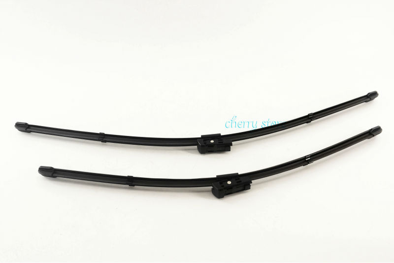 NEW 8K1 998 002 A 2Pcs Front Wiper Blade Windshield Wipers For AUDI A5 RS5 A4