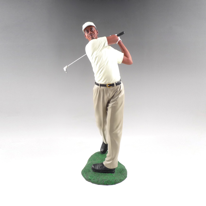 Crafts Arts Home Decoration Special Golf Personality Sculpture, Home Office,  Clothing Store, Craft
