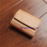 Manual Leather Cloth Purse Money Pattern Drawings DIY Paper Paper CDS 06 Seventy Percent Off Short
