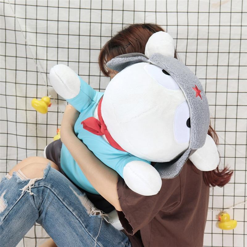 60 cm XIAOMI Jumbo Mitu classique Kawaii peluche jouet mignon doux meilleur anniversaire cadeau Collection mignon belle