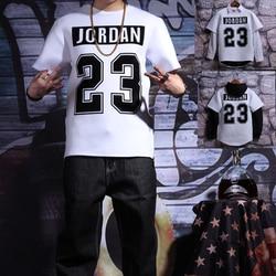 Jordan 23 letters printed tshirt men women streetwear hip hop t shirt men short sleeve high.jpg 250x250