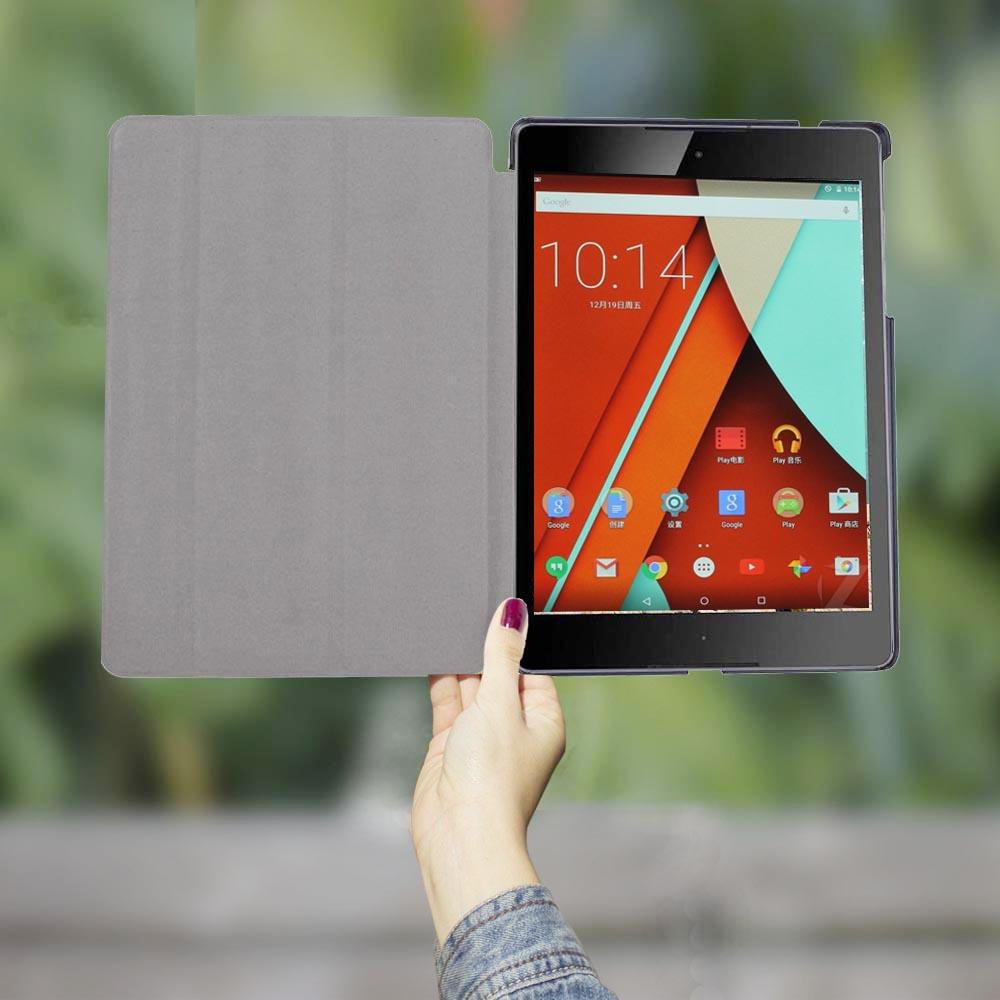 Nexus 9 tablet stand cover case - Ultra Slim smart Cover buku untuk - Aksesori tablet - Foto 3