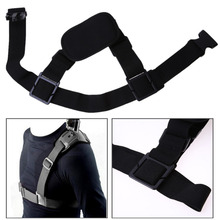 Camera Strap of Action Camera  Mount for Gopro Sport Chest Harness Belt Adapter