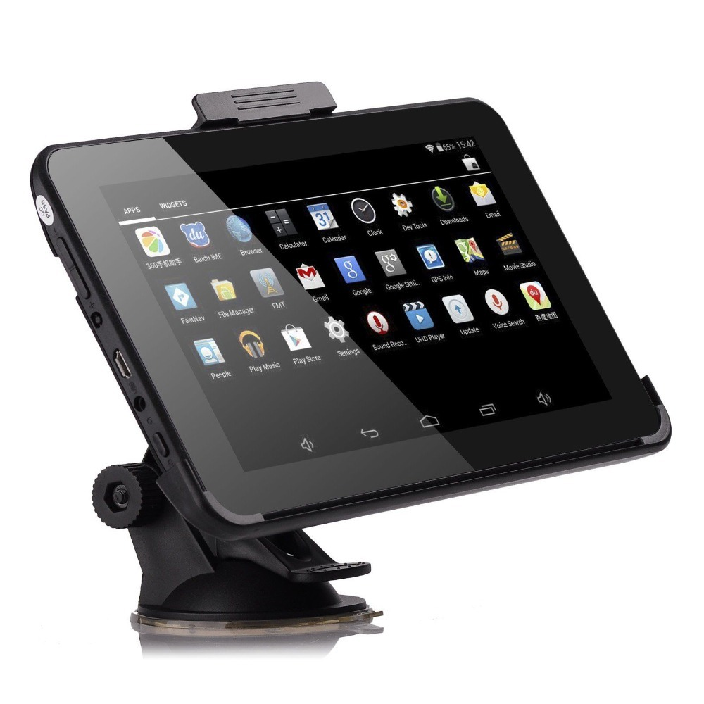7 Inch HD Android Car GPS Navigation And Table PC 2 In 1 8GB Russia Belarus
