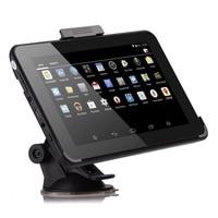 Eroad E16 Android Voiture GPS Navigation HD 7 pouce Camion navigateur 16 GB WiFi Tablet PC Navitel Nord/Amérique Du Sud Europe Cartes 2017