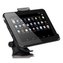 Eroad E16 HD 7 дюймов android-автомобильный GPS навигации 16 ГБ Wi-Fi Планшеты PC навигатор North/Южной Америки 2017 европа AU Карты