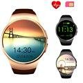 GSM SmartWatch Телефон BT Сердечного ритма KW18 Спорт Smart Watch Reloj Inteligente для Huawei Xiaomi Samsung IOS Android Смартфон