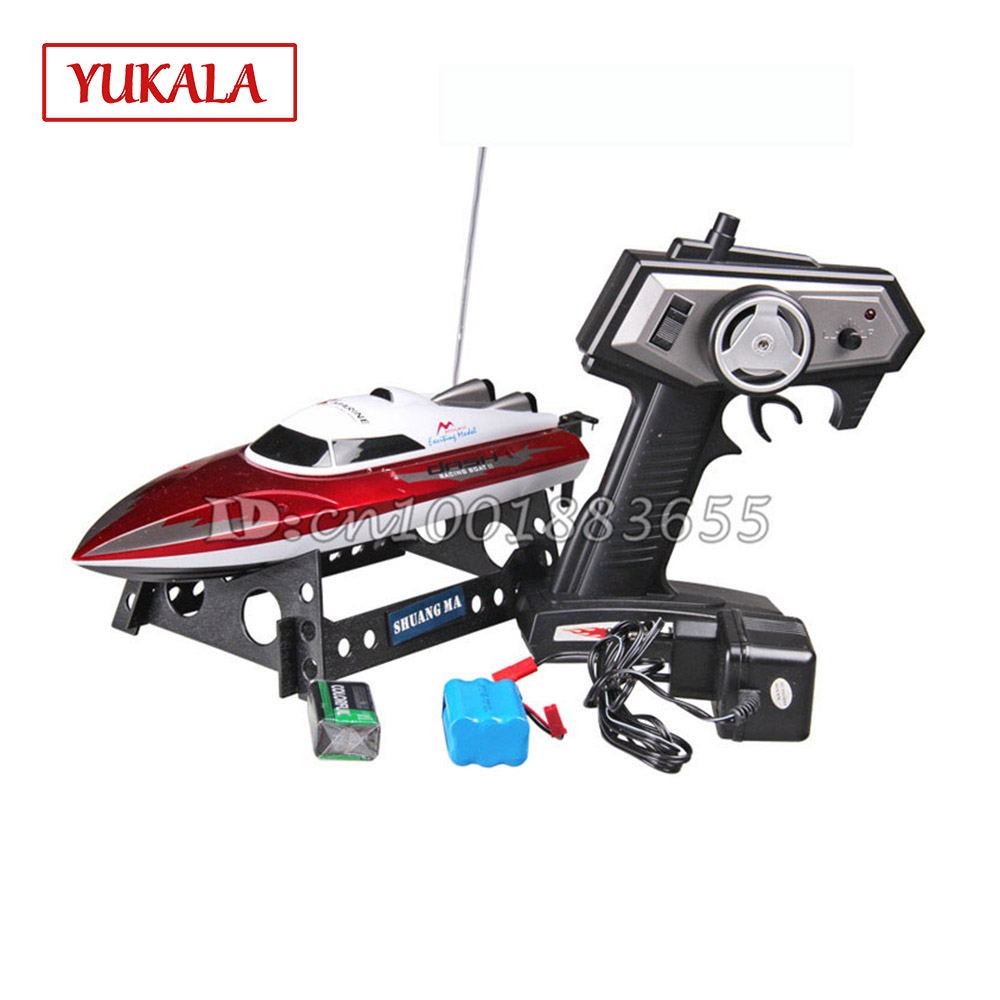 Free shipping RC Boat Double Horse DH 7009 boat Infinitely variable speeds/high speed racing boat 35CM best gift DH7009 все цены