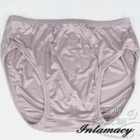 43c3b83fc 100 Silk Large Size Men S Underwear Briefs XXXL XXXXL 4XL