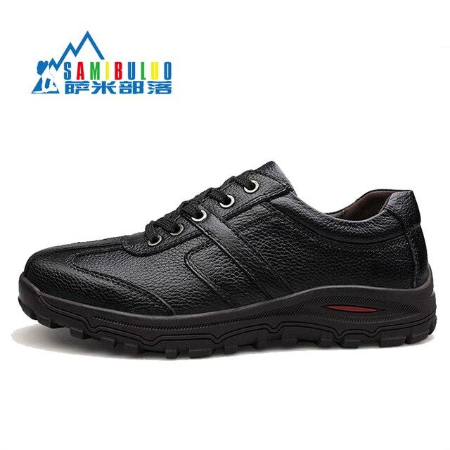Men shoes 2015 New Genuine Leather Fashion Shoes Casual Oxford shoes Plus Size Shoes