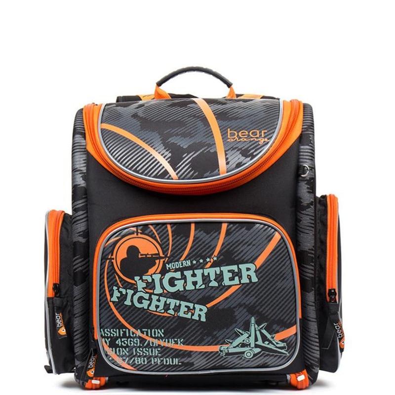 Kids Cartoon Primary School bags for Children Satchel Multifunctional Orthopedic Backpack for Girls Grade 1-4 bags New