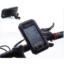 Велосипед Велосипеды мотоцикл телефон держатель IPX8 Одежда заплыва Дайвинг Водонепроницаемый чехол для iPhone 7/7 plus/6 s/6 S Plus/6 S Plus/5/5S/5C/SE