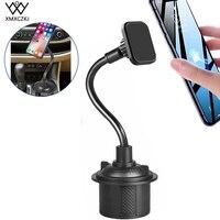 XMXCZKJ Universal Magnetische Auto Tasse Halter Halterung für iPhone XS XS Schwanenhals Auto Tasse Halter Magnetische Cradle Halterung für Hinweis 9/S10 +-in Handy-Halter & Ständer aus Handys & Telekommunikation bei