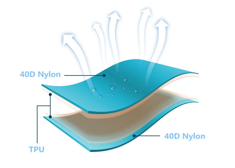 HTB1i5tdXcfrK1Rjy1Xdq6yemFXat - מזרן מתנפח זוגי עם כרית שינה