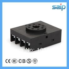FREE SHIPPING 10A 8 Pin Relay Socket (P3G-08)