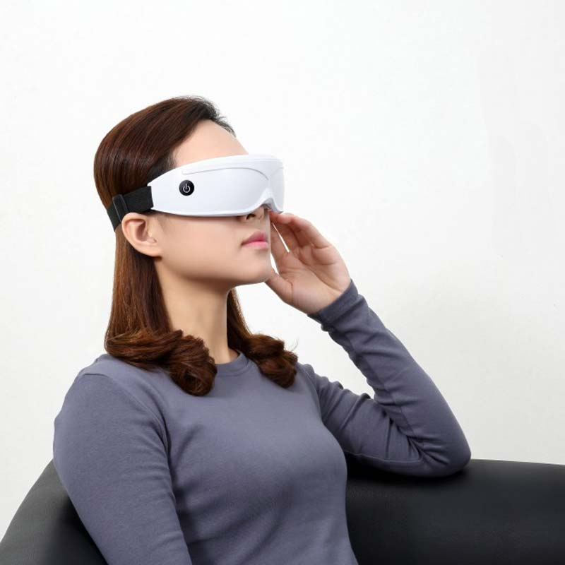 Health Care Electric Eye Massager Wireless Eye Instrument Personal Care Eye Care Mask Eye Relax  CCP002 nicorette coated gum 2mg 100 pieces fresh mint personal healthcare health care
