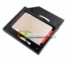 512GB 512 GB 2nd SSD for Apple iMac 21.5 27 Inch PC SATA 3 6Gbps Second Solid State Hard Disk DVD Optical Bay Replacement Case