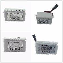 85-265 V 300mA-600mA 2-1x3w 1-5x1w 5-10x1w 3-4x3w 7-12x1w 6-10x3w 12-20x1w LED Sürücü Çevirici Trafo Tavan Işık