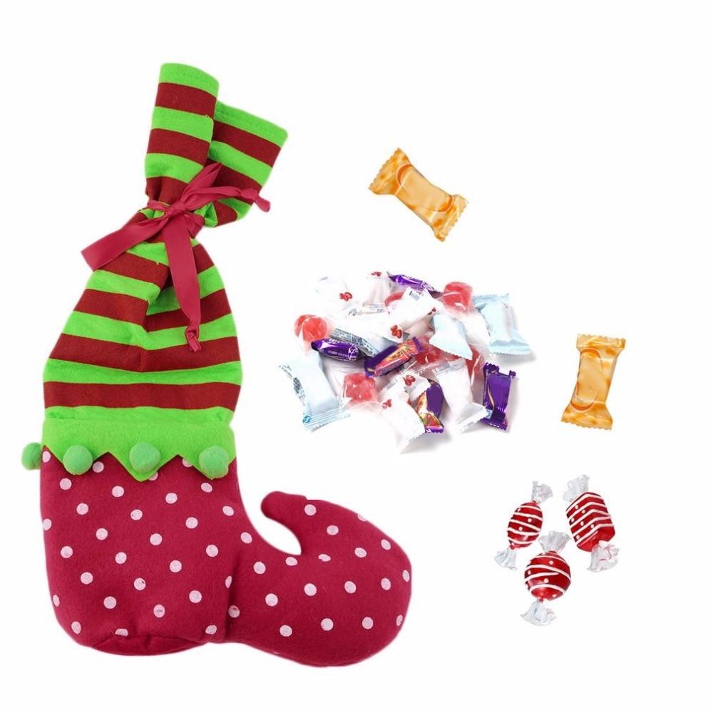 Hot Sale christmas stockings santa sacks gift stocking gifts santa ...