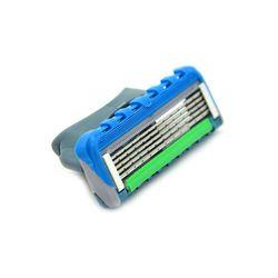 Three South 2016 8pcs/lot Brand Quality proglide Standard for RU&Euro&US Fusione Power 5  shaving razor blades for men