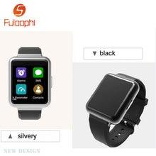 "Finow Q1 3G Reloj Inteligente MTK6580 K8 1 GB + 8 GB 1.54 ""Smartwatch Bluetooth WiFi GPS Tarjeta Sim Reloj Inteligente Para IOS Android PK DZ09 GT88"