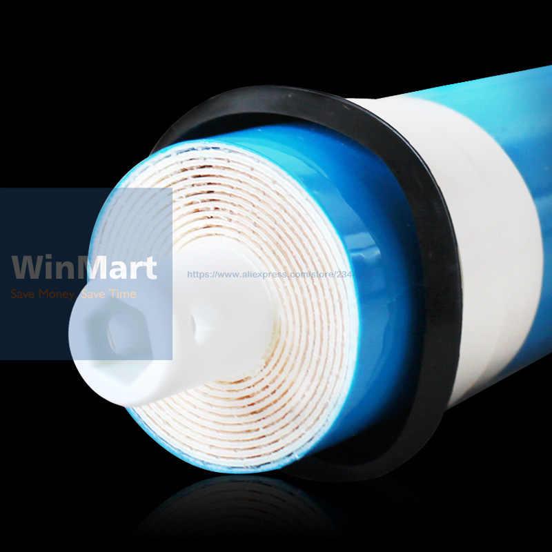 1 pc 1812-75 gpd wholesales 프로모션 ro 멤브레인 5 단계 물 필터 정수기 치료 역삼 투 시스템