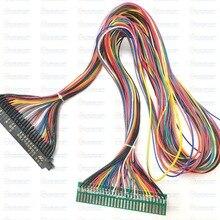 100 см жгут проводов для JAMMA удлинитель полная проводка расширенный кабель аксессуары части для аркадной монета для игр машина кабина