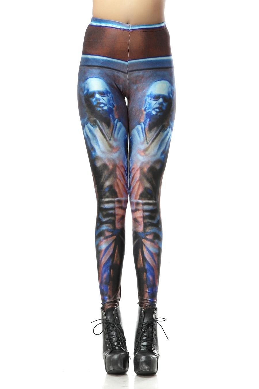 109aefc5515d8 Brand New Star Wars leggins Digital Print Woman Leggings Skinny ...
