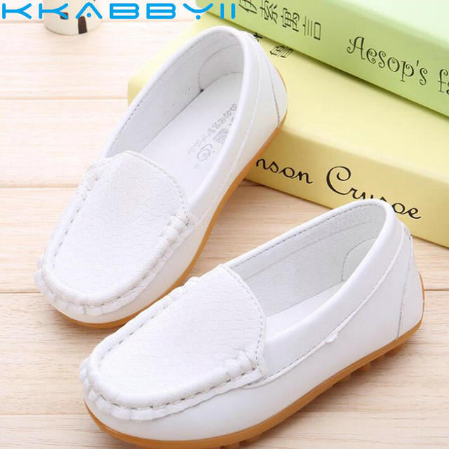 2018 New Summer Autumn Children Shoes Classic Cute Shoes For Kids Girls Boys Shoes Unisex Fashion Sneakers Size 21-36
