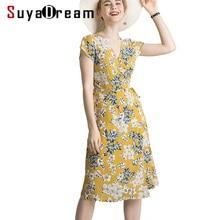 için Elbiseler Sarı elbisesi
