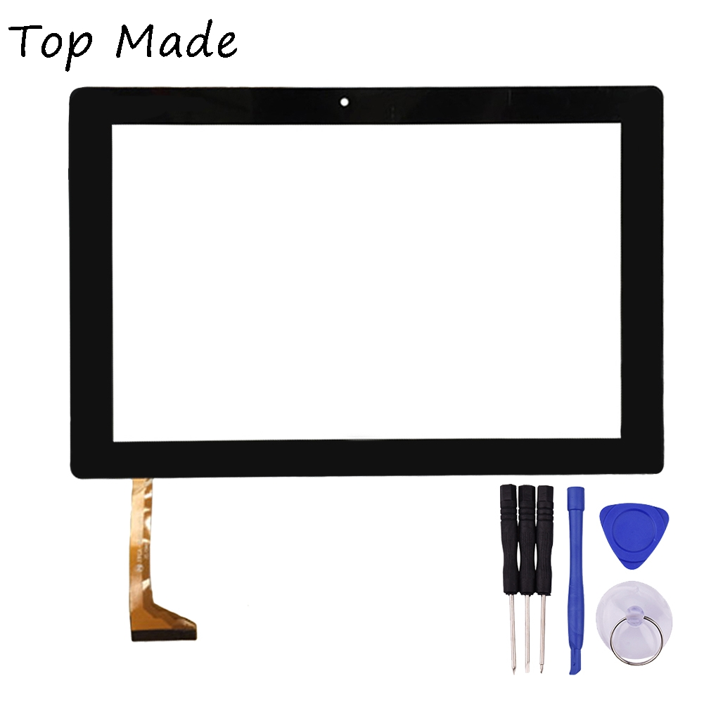 10.1Inch for TrekStor Surftab Twin 10.1 ST10432-8 Tablet Touch Screen Touch Panel Digitizer Glass Sensor Replacement 7inch for trekstor surftab wintron 7 0 tablet pc touch screen panel digitizer glass replacement