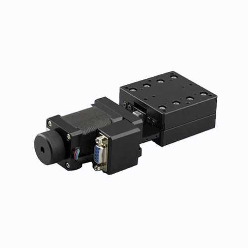 PP110-10-60 Precise Electric Translating Platform, X axis Optical Station, Motorized Linear Stage, +/- 10mm Travel linear rail pp110 30h precise electric translating platform x axis displacement station motorized linear stage 30mm travel