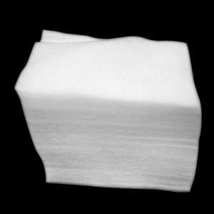 Image 3 - 900Pcs/set Lint Free Nail Napkins Nail Remover Wraps Manicure Gel Nail Polish Remover Wipes gel nagellak remover Lint Free Wipes