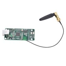 XMOS XU208 USB digital audio interface With CS8675 Bluetooth 5.0 APTX-HD USB DAC Supports DSD with Antenna xmos cpld xu208 usb digital interface i2s output for es9038rpo ak4497 dacak4497 es9018 es9028 es9038 dac decoder board