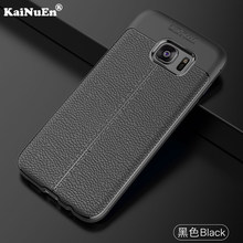 KaiNuEn luxury phone back etui,coque,cover,case for samsung galaxy s4 s5 s6 edge plus s 4 5 6 edgeplus silicone silicon Soft tpu(China)