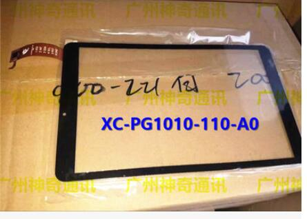 Witblue New For  10.1 inch Tablet XC-PG1010-110-A0 touch screen panel Digitizer Glass Sensor replacement Free Ship new touch screen for 10 1 inch bdf tablet dh 1071a1 pg fpc232 touch panel digitizer glass sensor replacement free ship