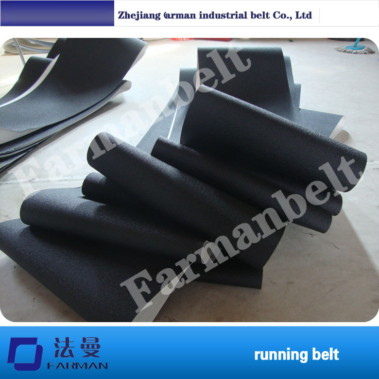 Pvc/pu Conveyor Belt For Treadmill Walking Belt